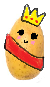 pageant queen potato