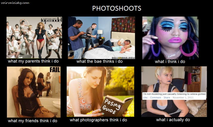 photoshoot reality