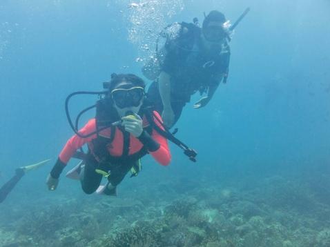 diving 58