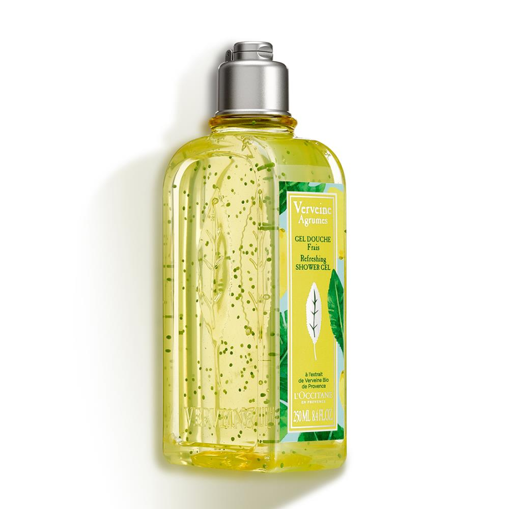 citrus verbana shower gel